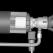 3D Model Pump 45