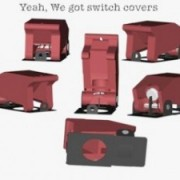 3D Model Switch Covers