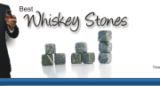 Website Header Whiskey Stones
