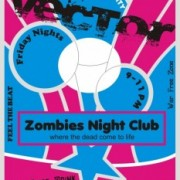 Poster Flyer Vector at Zombies