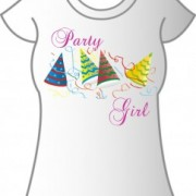 T-Shirt Party Girl