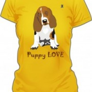 T-Shirt Puppy Love