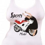 T-Shirt Sports Model
