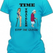 T-Shirt Time Traveler