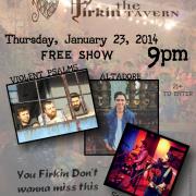 Firkin Tavern Poster