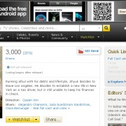 3000 IMDb Listing