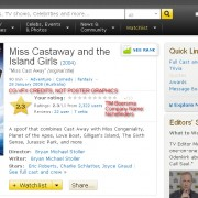 Miss Castaway - Feature Film IMDb Listing