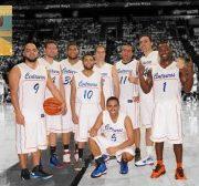 Photo Manipulation Basketball