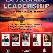 Laissez-Faire Leadership Poster / Flyer