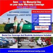 Car Warranty Insurance Flyer